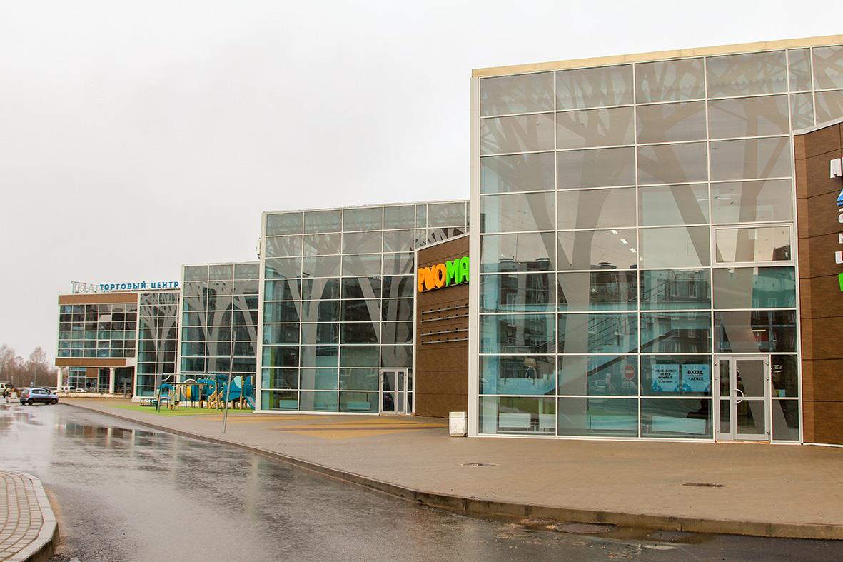 аренда коммерческой площади в Гатчине