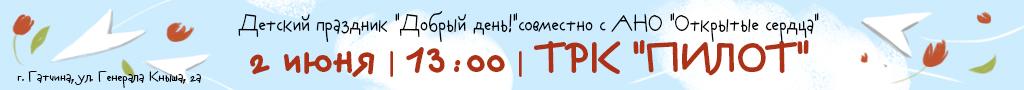 Семейный праздник «Добрый день!» в ТРК Пилот
