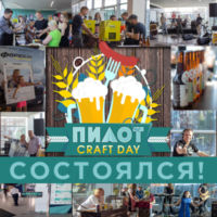 Пилот Craft day